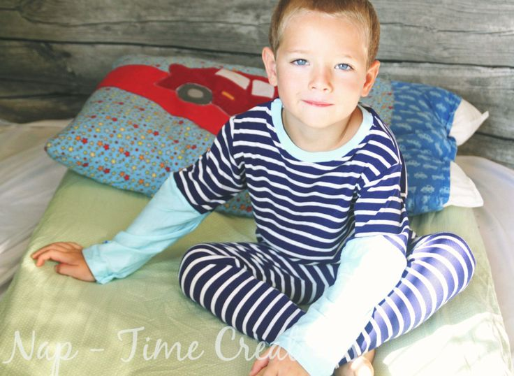 Make One hour Pjs in under an hour with a XXL adult shirt and this FREE Pattern. PDF printable pattern in 2-4t size. Quick and Easy Sewing project.