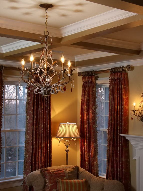 Fancy Bedroom Window Treatment Ideas   We Present Here The Inspirational  Ideas Of Extraordinary Window Treatments