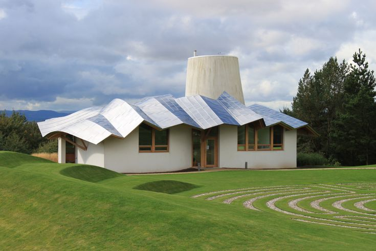 Frank Gehry Al Maggies Center : Maggies centre dundee by frank gehry architecture and