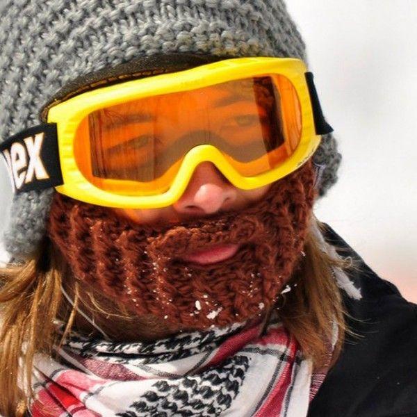 Beardo Bearded Beanie – $40