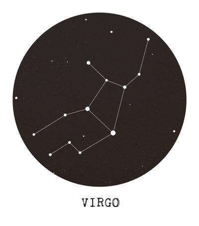 Stella's sterrenbeeld is Maagd. Stella gelooft dat je lot wordt bepaald door je sterrenbeeld. Iets gebeurt, gewoon, omdat het zo in jouw sterren staat. Dat zal zo zijn tot er iets in je horoscoop verandert, bijvoorbeeld een nieuwe verschuiving van de planeten. Hiervan is Stella overtuigd, dat komt ook naar voor in de titel van het boek.