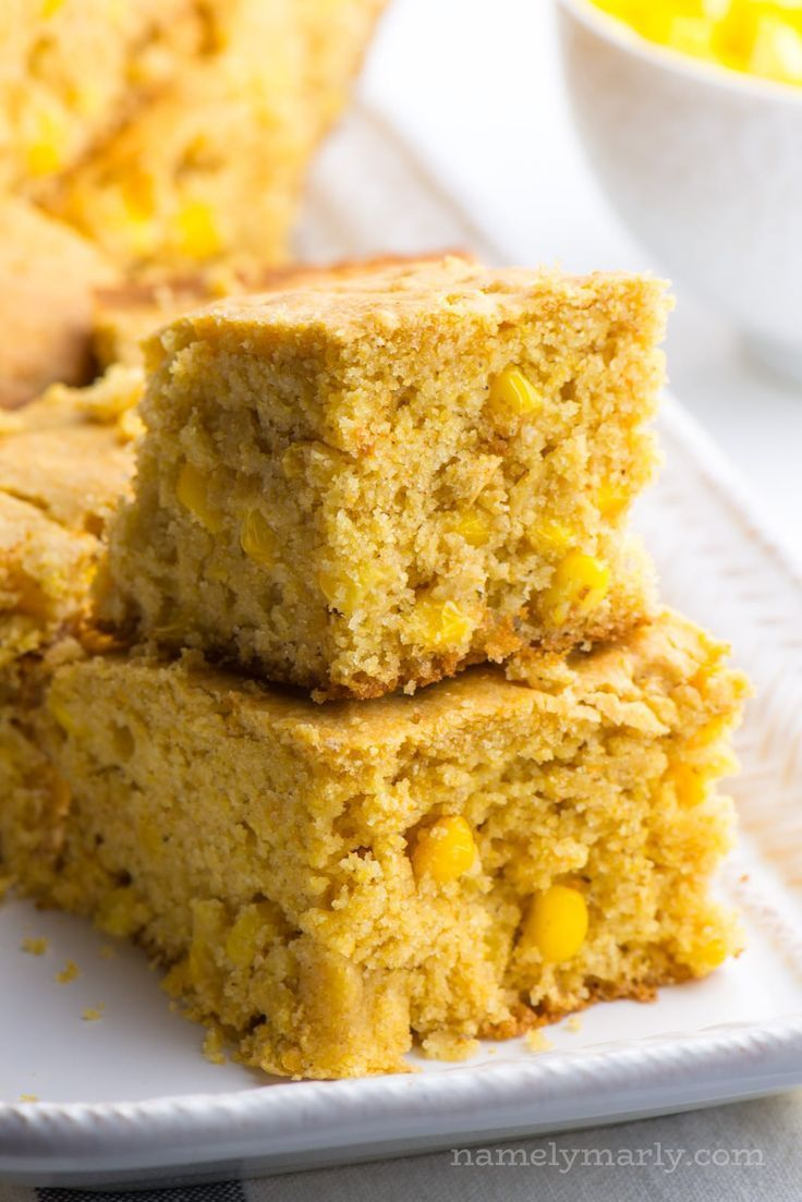 Best Vegan Cornbread Recipe With Corn In 2020 Corn Bread Recipe Vegan Cornbread Suzy Q Cake Recipe