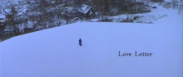 LOVE LETTER Japanese Film