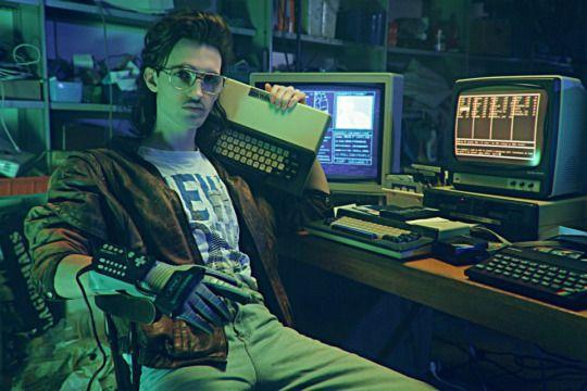 Hackerman || Kung Fury
