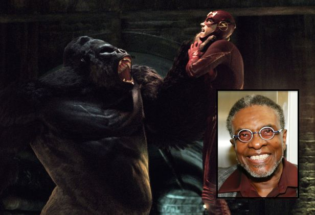 The Flash: Keith David to Voice Solovar in Two-Part Grodd Episode