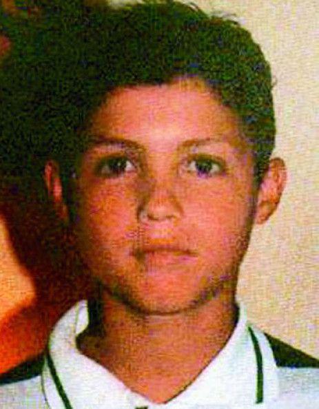 Cristiano Ronaldo Photos Photos - Images of Cristiano Ronaldo as a young child. - Cristiano Ronaldo as a young child