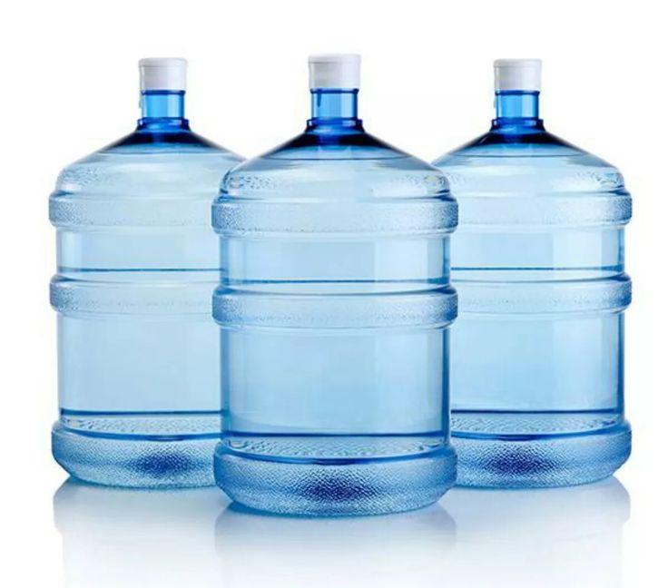 Agua En Bidon De 20 Litros A Domicilio!! - $ 92,00 en Mercado Libre