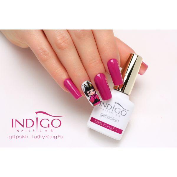 Gel Polish Indigo Double Tap if you like #nails #nailart #nailpolish Find more Inspiration at www.indigo-nails.com