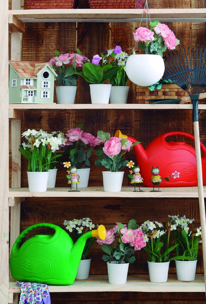 Decorar con flores artificiales es ideal porque no se marchitan y siempre le dan vida a tu hogar.   http://www.easy.cl/especial-easy-bazar   #Jardín #Invierno #FloresArtificiales #EasyBazar #CambiaViveMejor #Easy #TiendaEasy