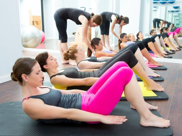 5 Fast Pilates Moves For Bikini Belly