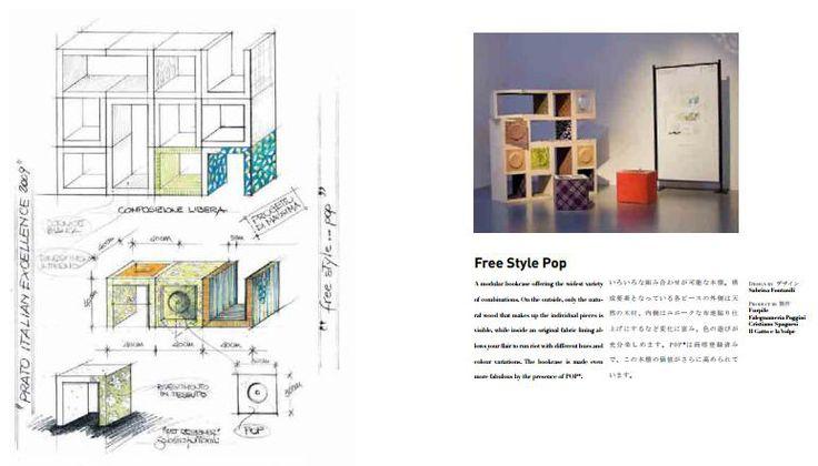 Free Style Pop #design #bookcase #libreria