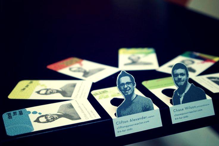 Visitkort som sticker ut! Att lämna ifrån sig ett visitkort som sticker ut är ett effektivt sätt att bli ihågkommen. Nedan finner du 16 inspirerande exempel som kan väcka idéer kring hur ditt eget […] Läs mer: http://xn--karrirboost-p8a.nu/2014/09/17/kreativa-visitkort/