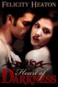 Fangtastic Books: Heart of Darkness, a vampire romance book by Felicity Heaton Just $0.99 until April 28th