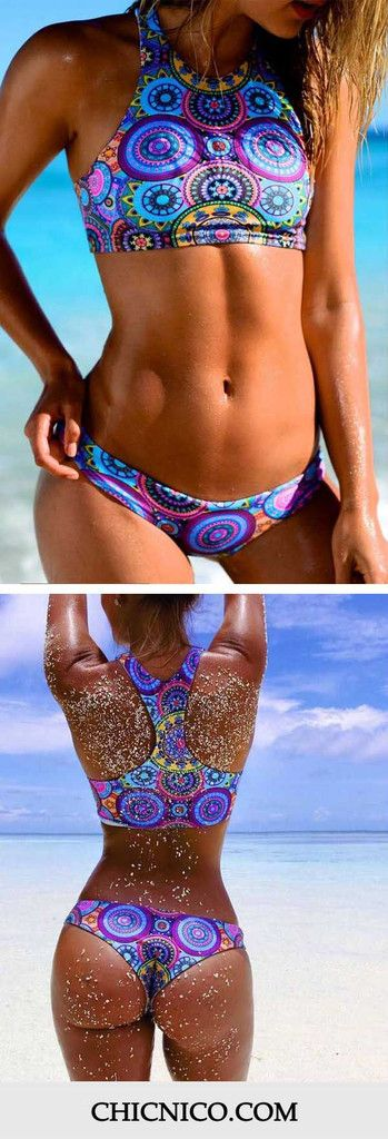 Own it just at $13.99! Spare Time this Bikini on the beach. Can Not Miss it at Chicnico.com !