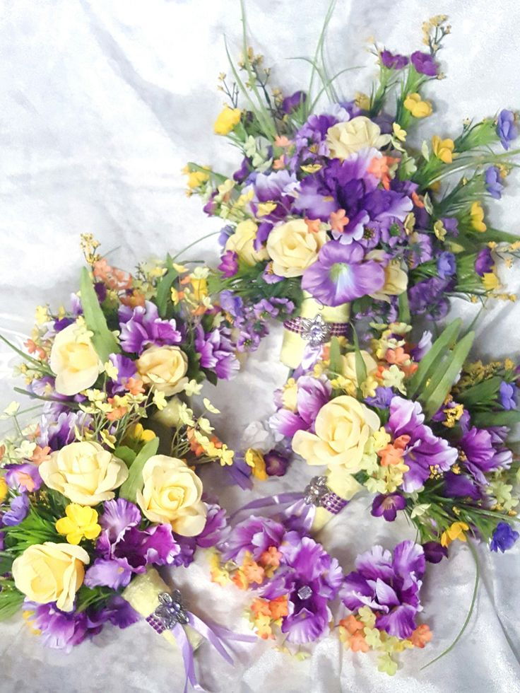 Best 25+ Yellow purple wedding ideas on Pinterest | Purple ...
