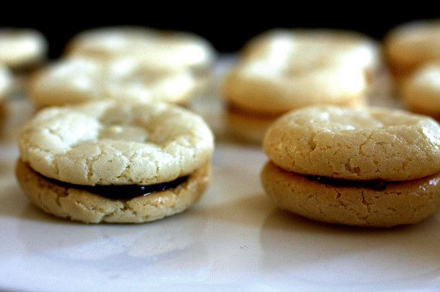 chewy amaretti cookies by smitten | my baking list may include ...