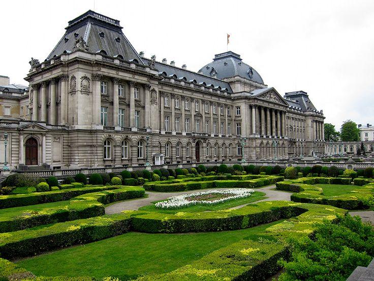 Королевский дворец Брюссель