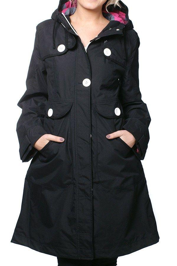 Danefæ - frakke - Else Jacket (sort) fra Danefæ