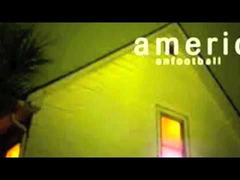 American Football - American Football (1999) - - Only release, fucking amazing