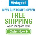Vistaprint Coupons and Review for 2014