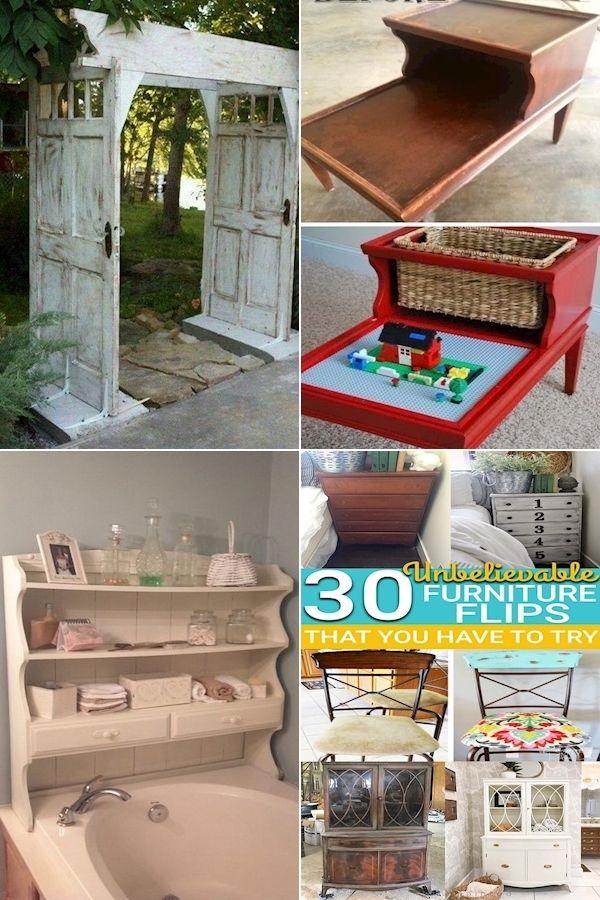 Selling Repurposed Furniture   Recycled Furniture Reno ...
