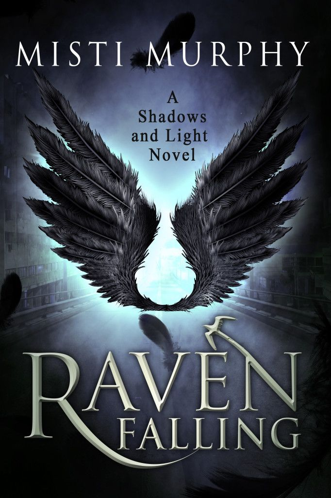 Cover Reveal ~ Raven Falling by Misti Murphy ~ Sparkle Book Tours - Niecey Roy