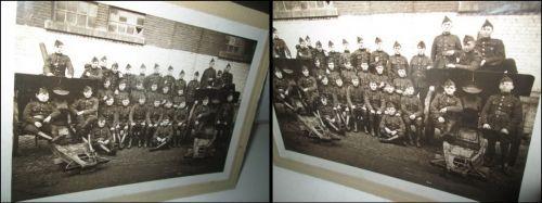 Ww2 Foto Veche Grup Soldati 3 Reich 2 Lea Razboi Mondial Piesa Originala Nu Copie - Magazin Antichitati Online Antic Shop Antichitate, Produse Antice