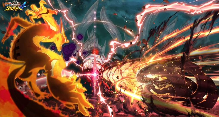 Image for Naruto Shippuden: Ultimate Ninja Storm 4