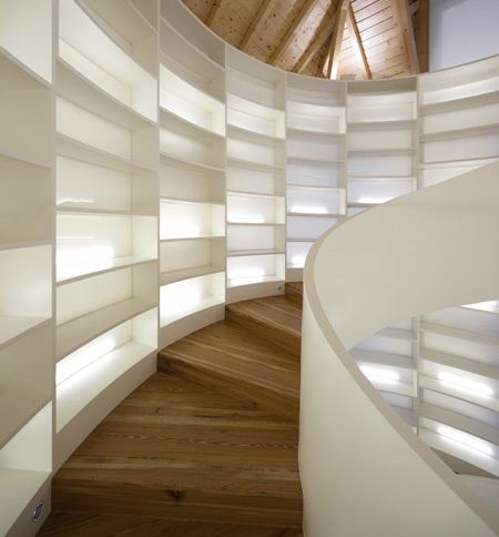 1000 images about stairs on pinterest wooden staircases oscar niemeyer and spiral stair. Black Bedroom Furniture Sets. Home Design Ideas
