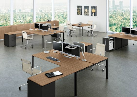 Glider by Bralco | Desking systems