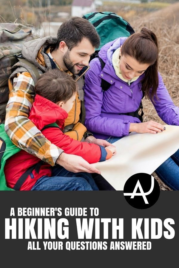 Hiking with Kids - Hiking Tips For Beginners – Backpacking Tips and Tricks for Women and Men via @theadventurejunkies