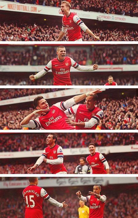 Arsenal Spirit