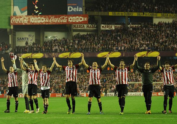 Aplausos para el Athletic de Bilbao