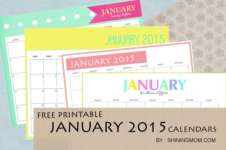 I've received some requests from my lady friends as to when I'll be publishing my monthly calendars for next year. Although I've already released the 2015 calendar set, there were comments asking i...