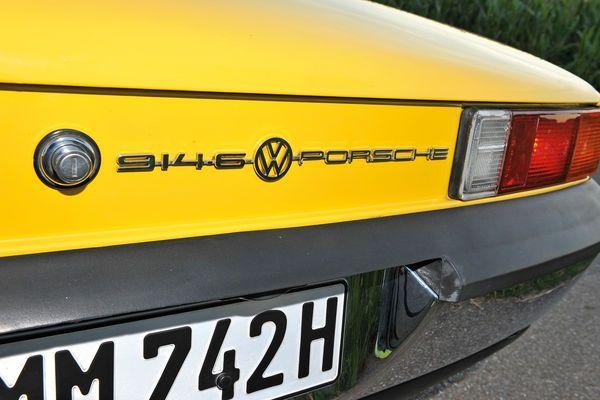 Fahrbericht VW-Porsche 914/4 und 914/6: Ungleiche Zwillinge - AUTO MOTOR UND SPORT