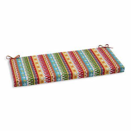 Pillow Perfect Outdoor/ Indoor Cotrell Garden Bench Cushion