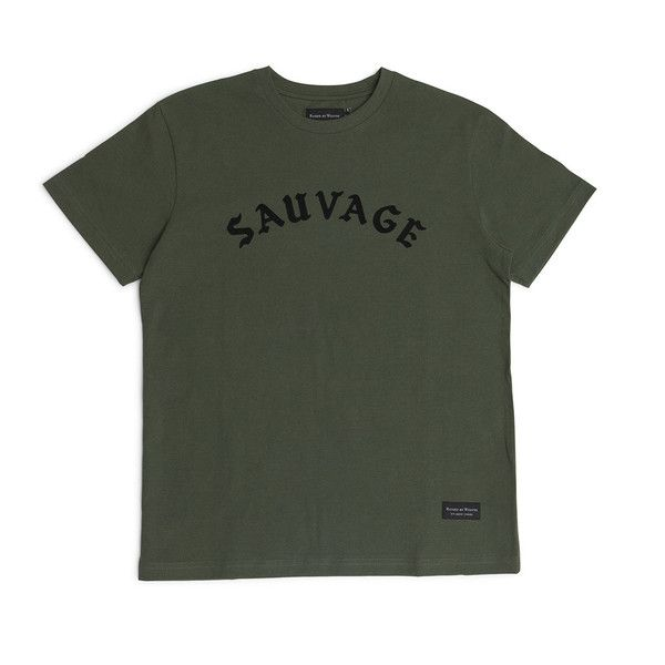 Sauvage T-Shirt - Raised by Wolves