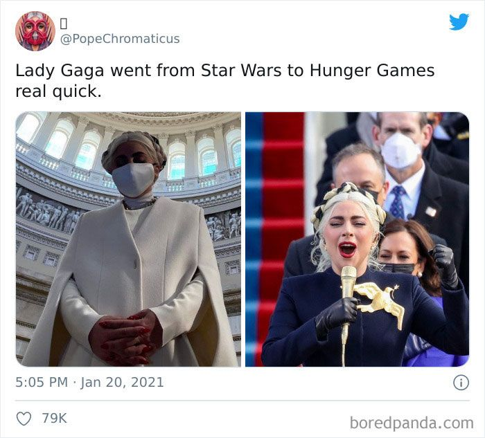 Joe Biden Inauguration Funny Reactions In 2021 Hunger Games Inauguration Best Funny Pictures