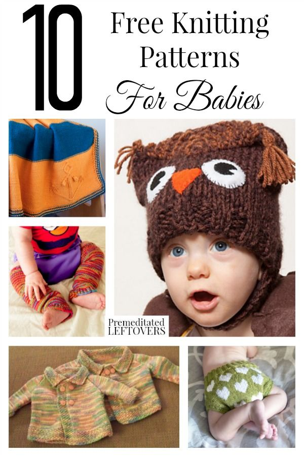 Free Baby Knitting Patterns To Print : 1000+ images about Knitting for Baby on Pinterest Knitted baby, Sweater pat...