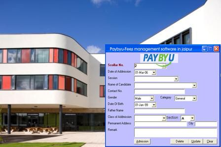 Get a solution for your accounting system, paybyu 's fees management software reduces all problems in your fees management system in jaipur .. that help to get information of transition day by day online  http://goo.gl/2hQBG5