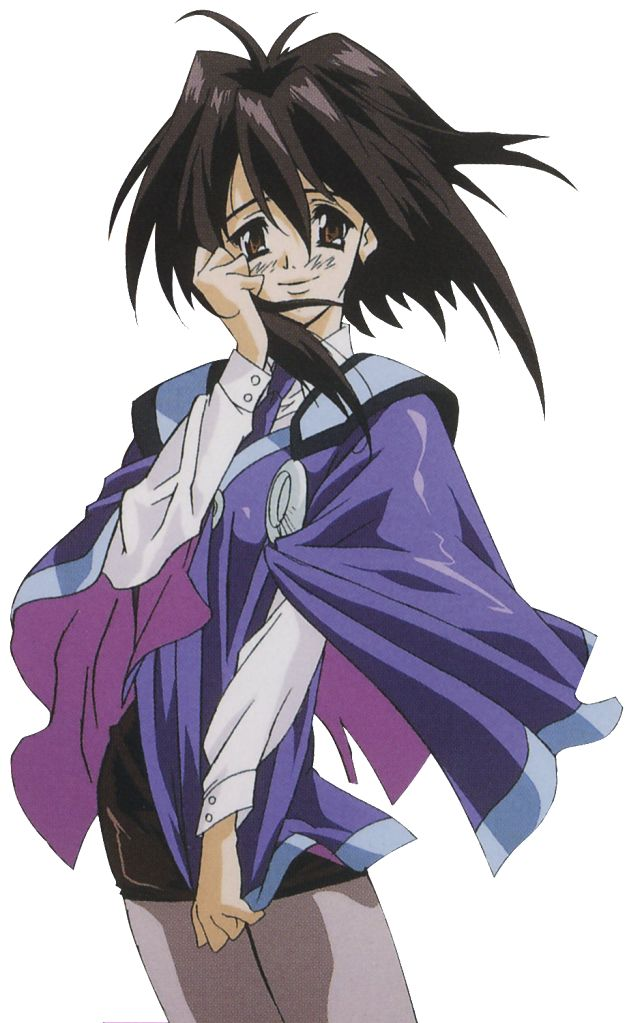 Melfina. <3 Outlaw Star will always be one of my favorite animes.