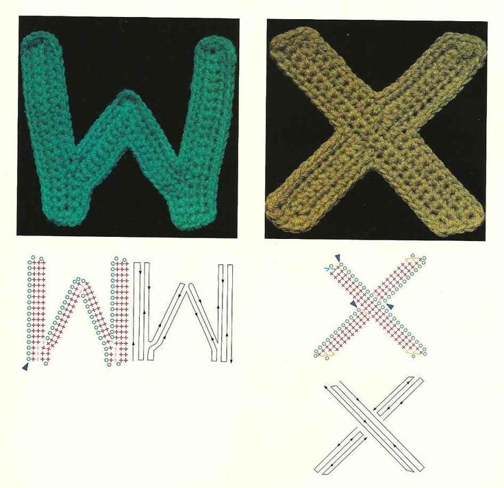Abc Crochet Pattern