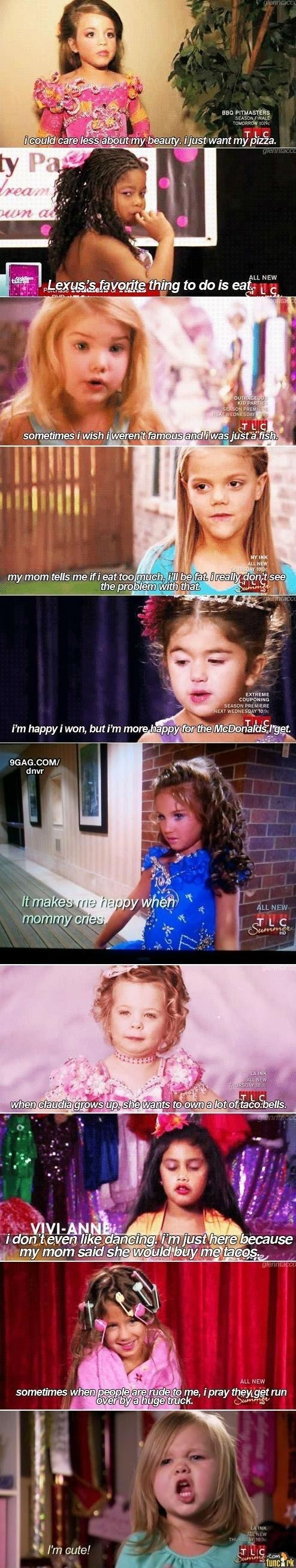 PICTURE: Toddlers in Tiaras: The Moms