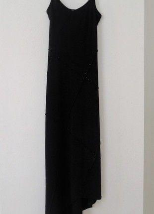 A vendre sur #vintedfrance ! http://www.vinted.fr/mode-femmes/robes-longues/19449930-robe-noire-moulante-bel-air