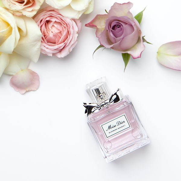 Miss Dior Blooming Bouquet EDT // pretty floral, but doesn't grab me