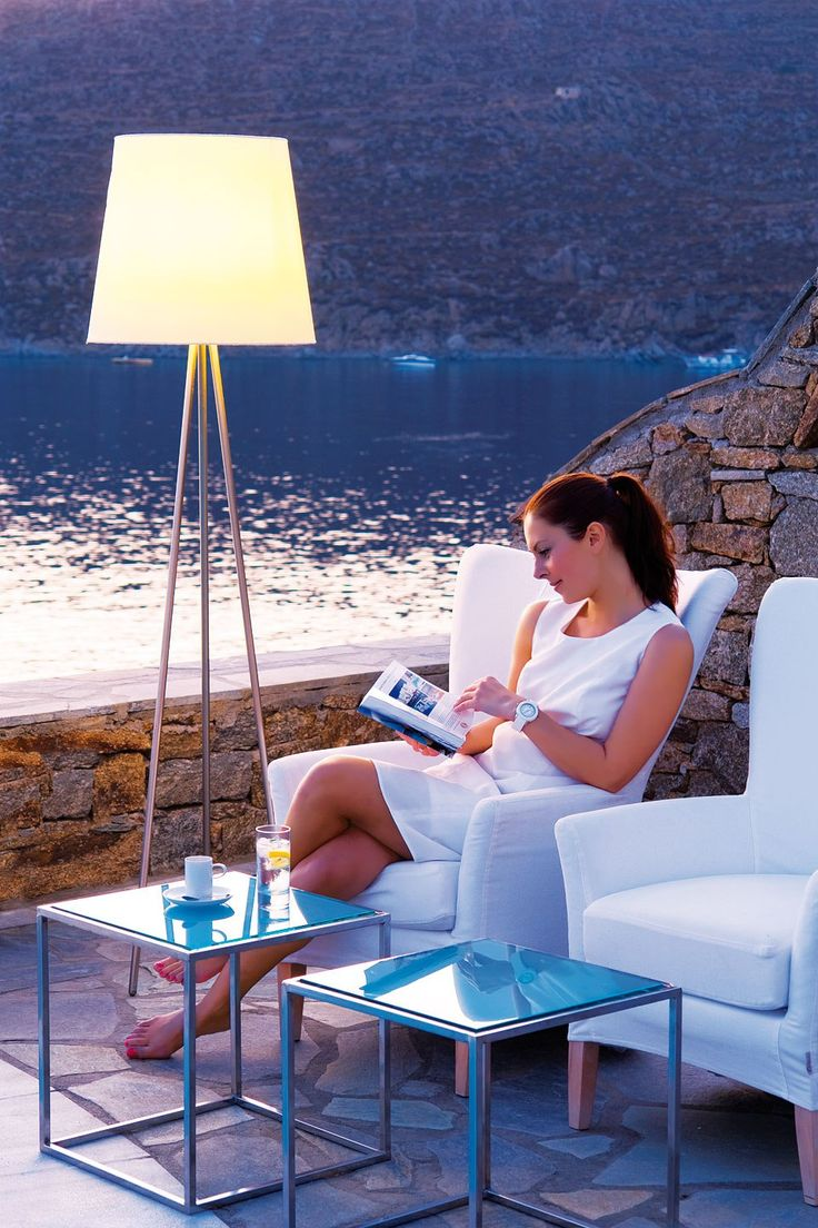 There is nothing like enjoying a good book on a cool summer afternoon, relaxing by the sea. Live the experience at Petasos Beach Resort & Spa.  #PetasosBeach #Mykonos #PlatisGialos #Petasos #Beach #Summer2017 #Summer #SummerHolidays #SummerVacation