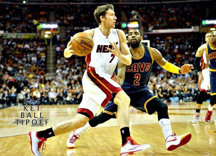 REPORT: The Miami Heat offered Goran Dragic and Justise Winslow to the Cleveland Cavaliers for Kyrie Irving.  Will this trade go down?  -AJHEAT