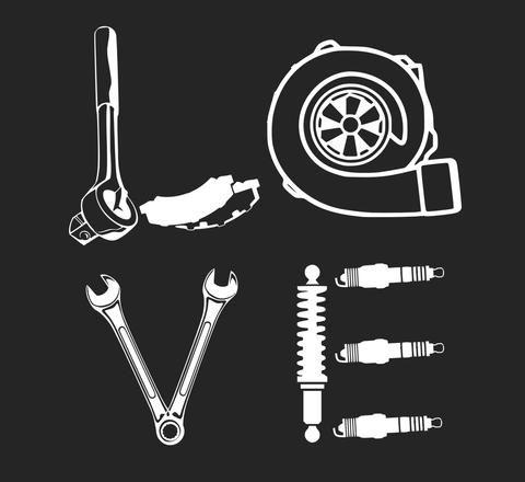 Love tools Mechanic