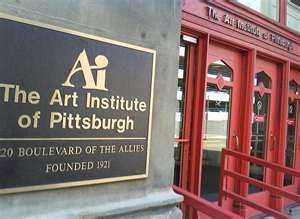 Art Institute of Pittsburgh...Where I went to school.  Oh the late late nights with no sleep!  Miss it! ♥