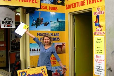 One stop adventure store you'll find in Darwin